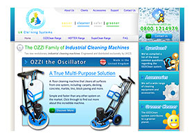 UK Cleaning Systems